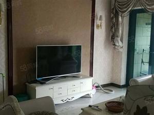 灞河边恒大御景可按揭纯南精装三居室样板间带家具家电出售