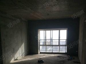 中青国际社区三室毛坯出售,支持按揭,带柴房一个