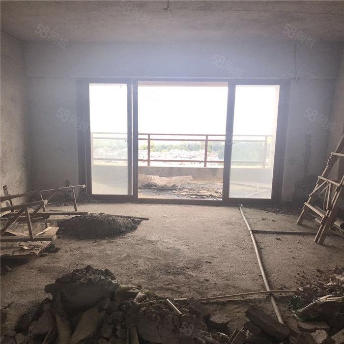海南大學東門旁高端社區毛坯大四房隨心裝直觀海大湖心島