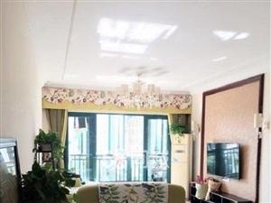 龙湖公园旁恒大绿洲114精装三室出租,家电齐全