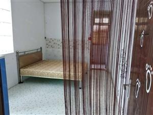 三里店师大旁育才路口4楼标准1房1厅中装家电家具全出租