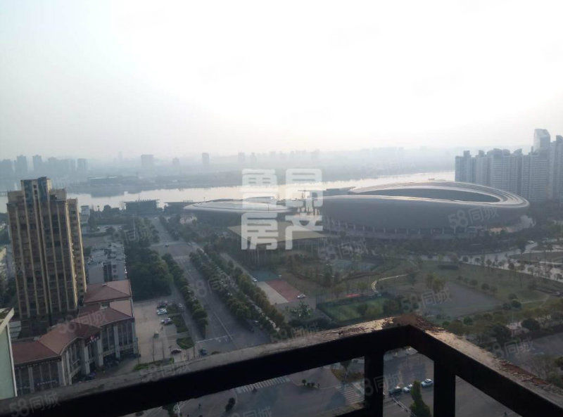 河东新区全江景顶跃看房方便
