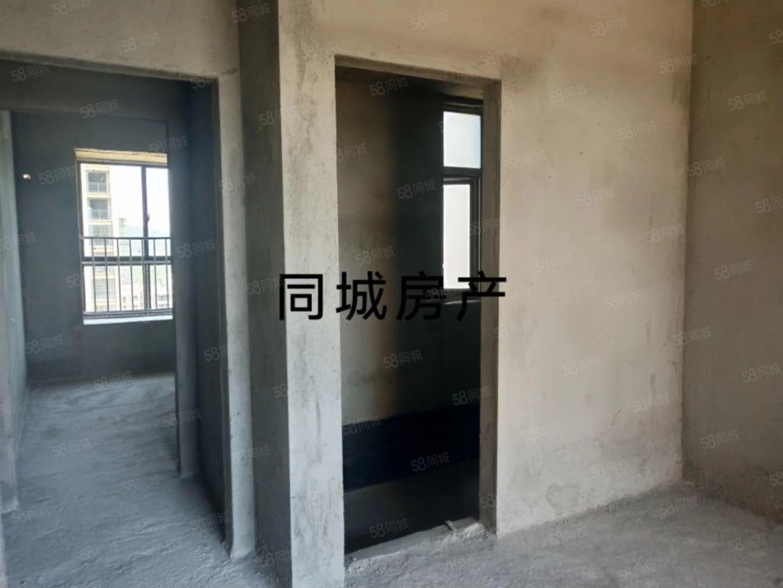 同城上都三室毛坯电梯房好楼层出售
