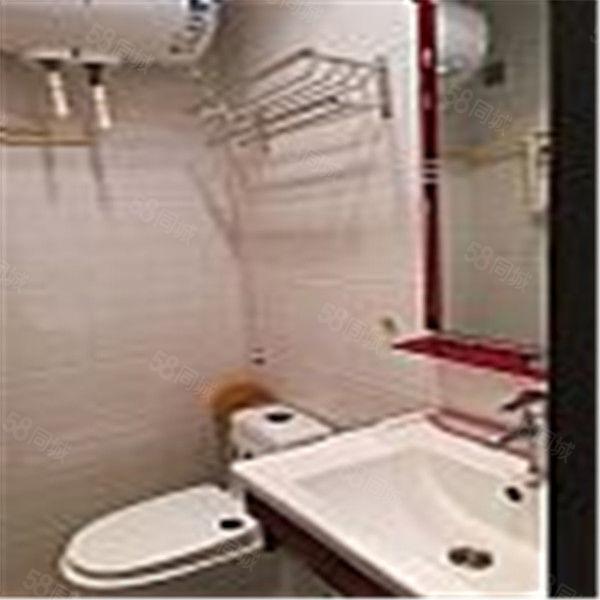 万达华城单身公寓出租拎包入住