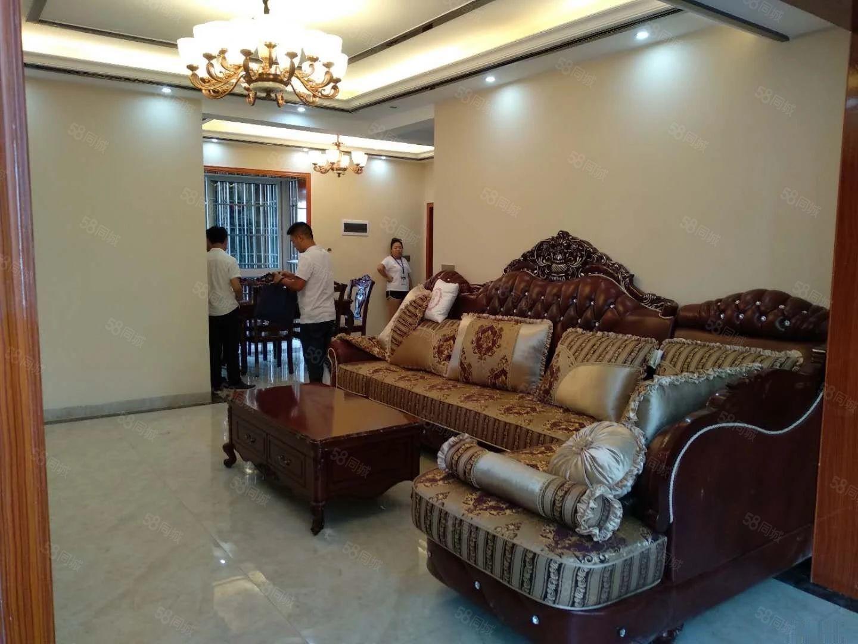 南滨帝景品质小区豪装3室2厅2卫视野宽阔拎包入住