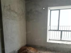 高州翰林苑电梯毛坯房,94方,3房2厅2卫,3面采光,向南