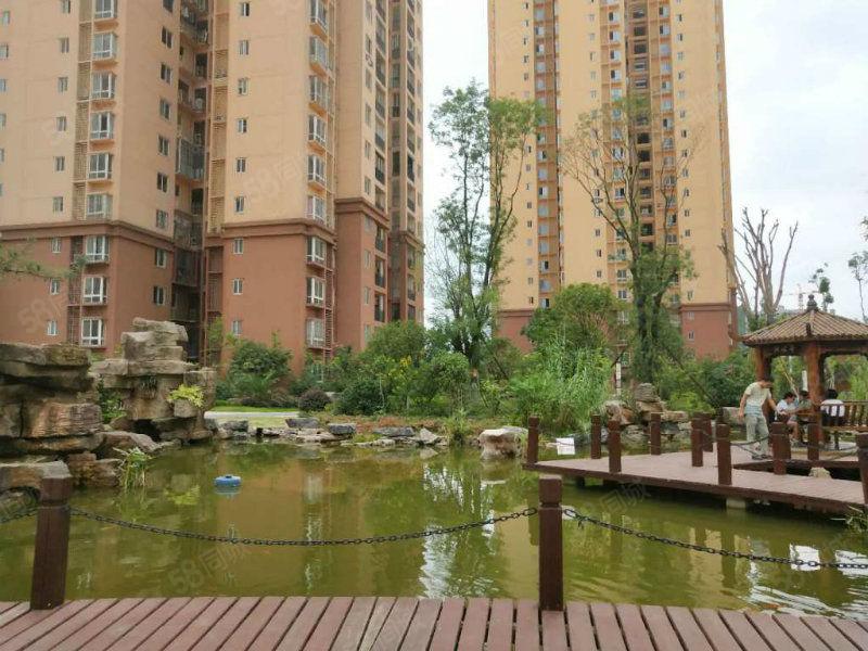 仁山公园毛坯房公司有钥匙看房方便三室两厅两卫125平米