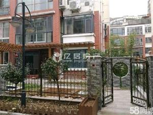 滨湖花园联排别墅,1+2复式带院子,精装修
