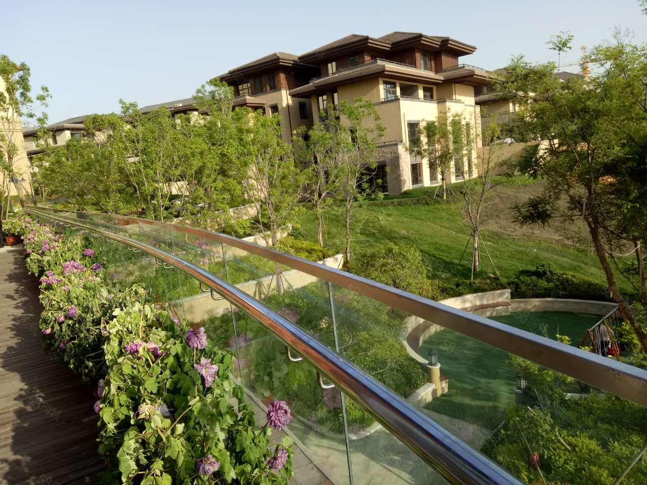花园叠墅,首付两成,天然氧吧,市区两房的首付在这买套别墅!