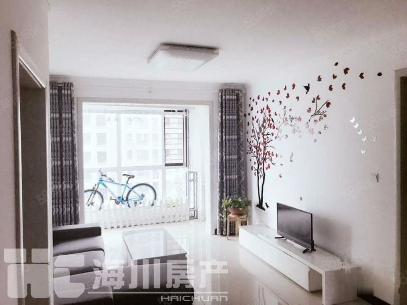 宝龙城市广场2室精装未入住难得的好房急售