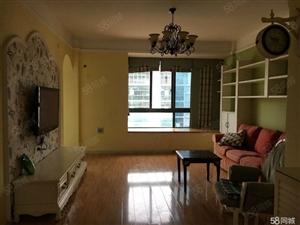 翰城国际3室精装修自住房地中海装修风格家具家电俱全可拎