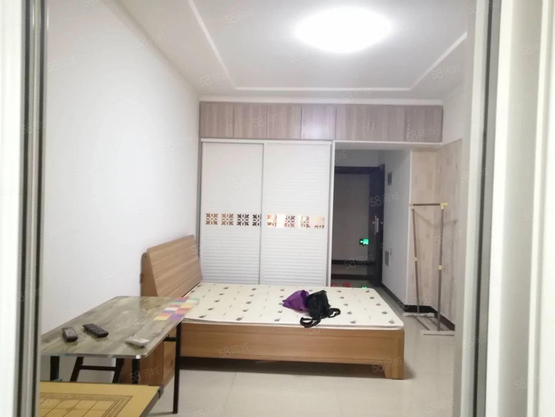 工农路香檀山公寓房温馨拎包入住