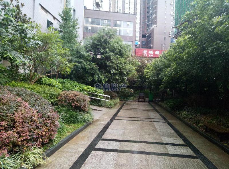 江北澜桥嘉州电梯公寓毛坯房任性装修可按揭户型好