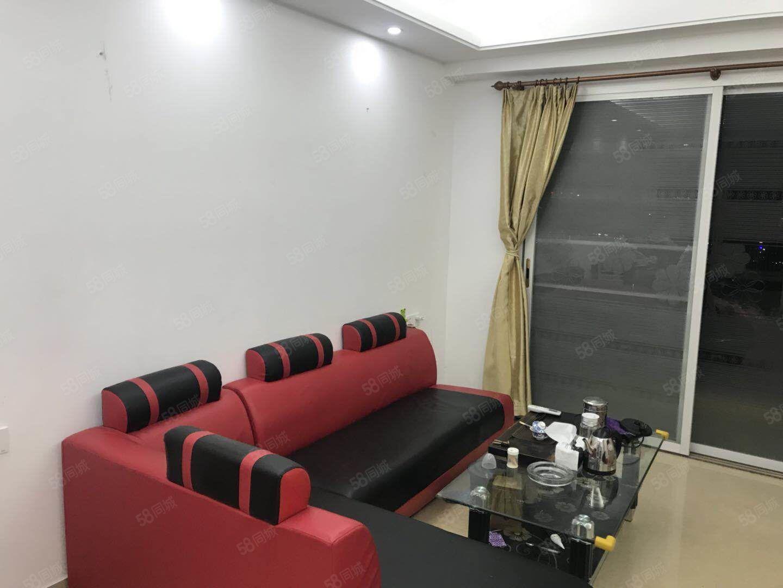 创鸿国际精装二房二厅全新装修环境优美家私家电齐全