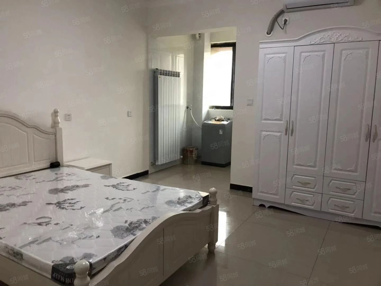 未来城精装一室户自住房屋出租干净整洁随时看房价格优惠