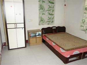 清泉小区南头平房1室1卫太阳能宽带地砖家具拎包即住