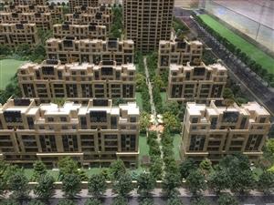 经开自贸区,绿地澜庭,精致洋房,3层带露台,可改四房,包更名