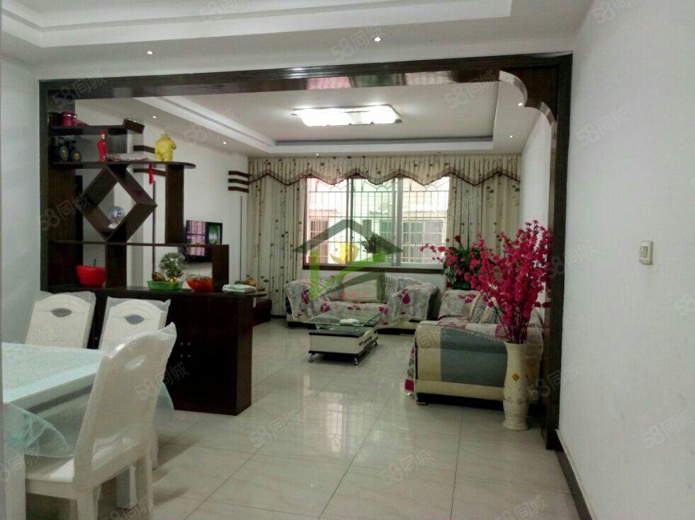 五环汽贸,4室2厅2卫简单装修,四个房间都有空调家电家具齐全