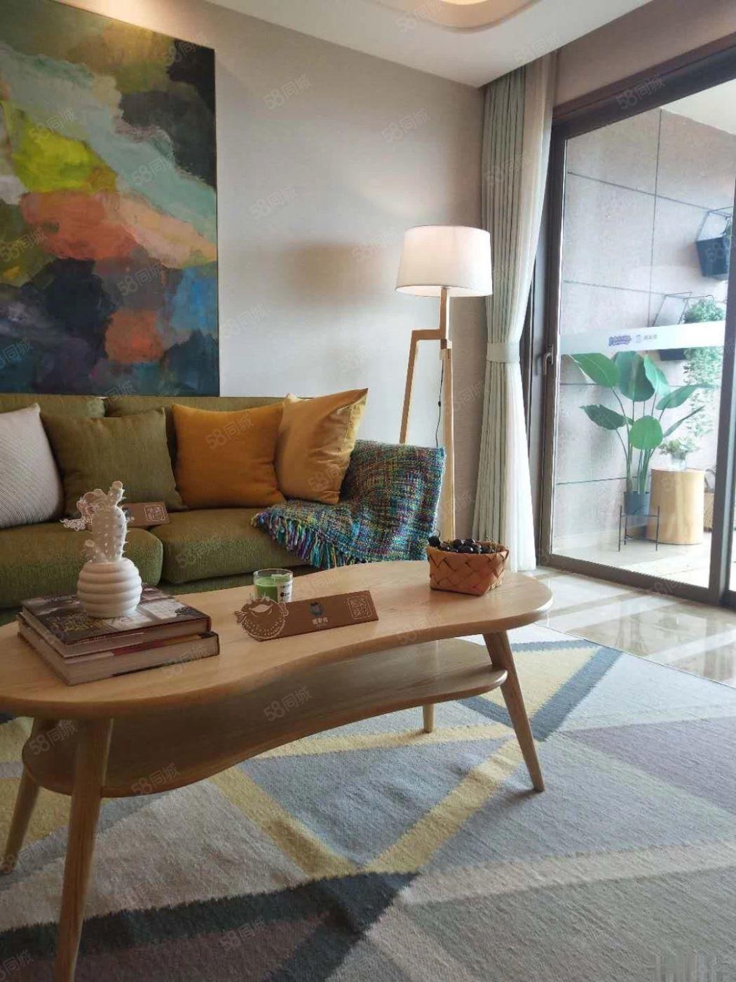 豪华装修翡翠湾湖景公寓稀缺公寓限量发售抚仙湖欢乐世界
