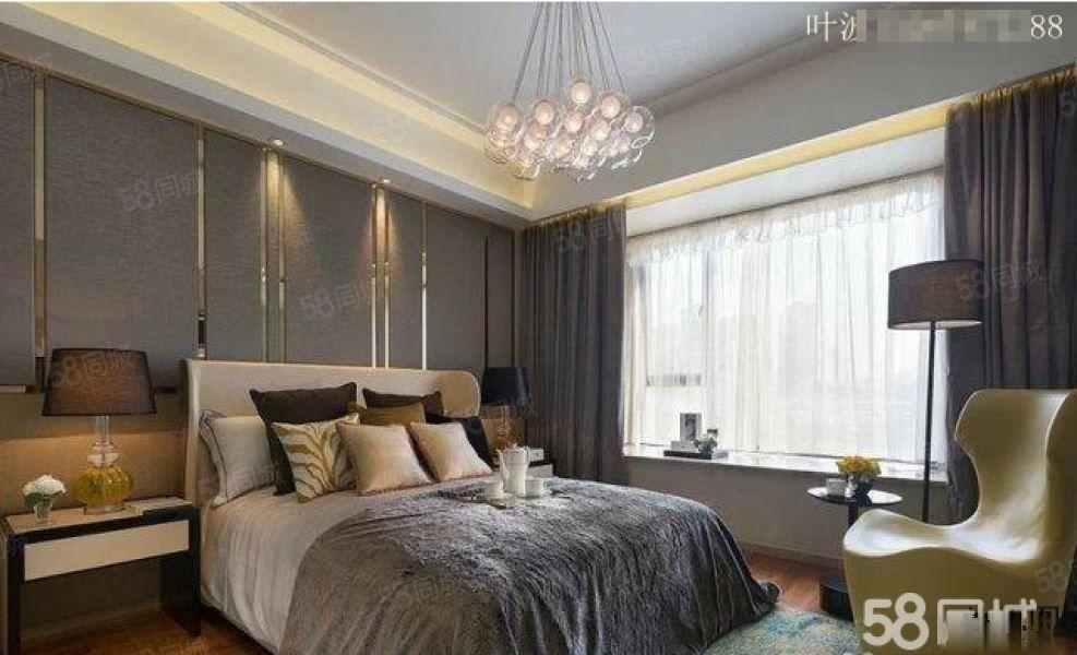 靓房抢租,金域蓝湾3000元3室2厅2卫豪华装修