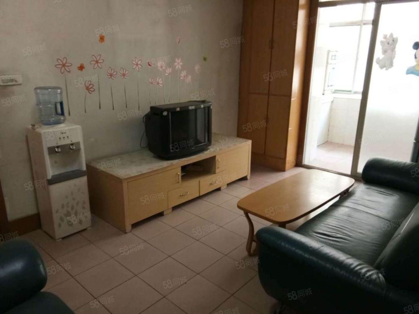 人民西路电建小区两室一楼家具家电齐全房出租环境好交通方便