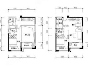 品质小区,一级物业建发央郡A类房源,单价仅需12420,4房