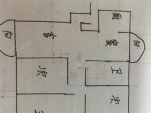泛华新城电梯毛坯房有证过2可按揭南北通透双阳台