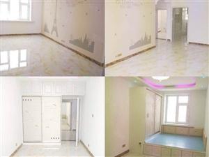 实验小学六中一中5楼87平正规格局精装修地热天然气