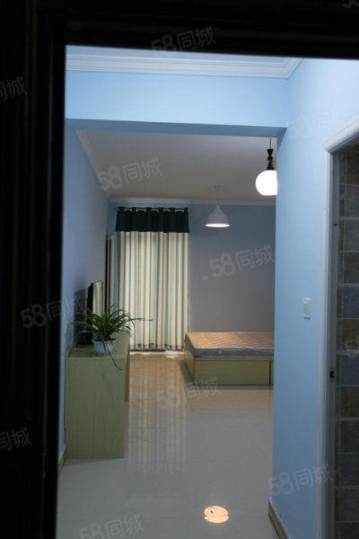 工大西门紧邻地铁一室个人整租家电齐全随时看房入住无中介费