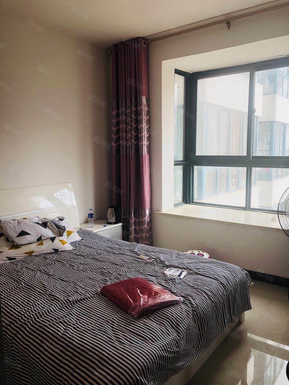交通路格林绿色港湾精装1室1厅1卫家具家电齐全拎包入住