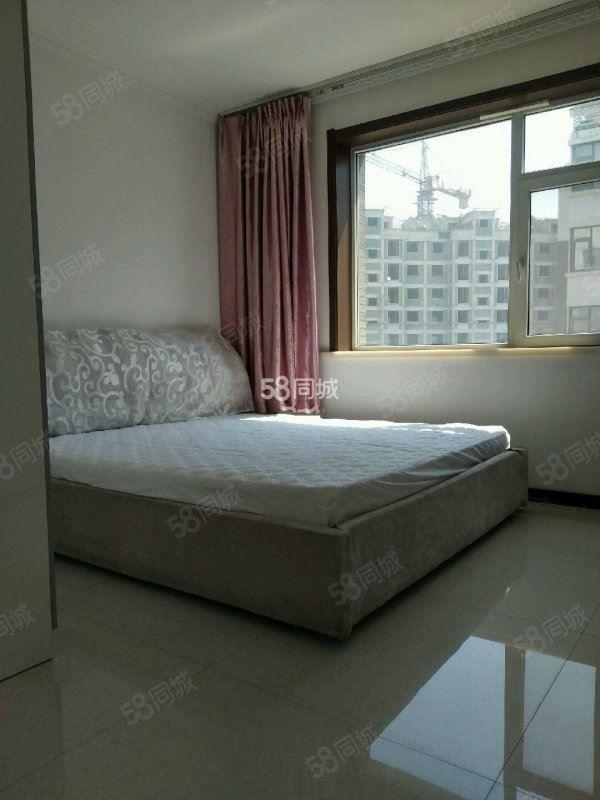 水木清华精装1室1厅,拎包入住带空调1.5万包取暖物业