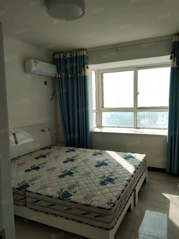 航空港南部商圈,九裕龙城简装3室1100