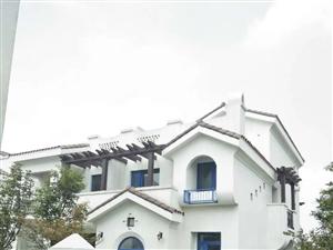 建业生态新城地中海别墅1,2高挑带前后院实际面积190平