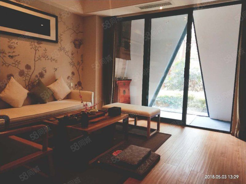 青城山高铁旁精装带家具家电水电气三通温德姆.毫生酒店已签