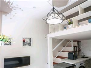 西大街华庭公寓管城区委一室一厅一厨一卫带阳台采光好随时看