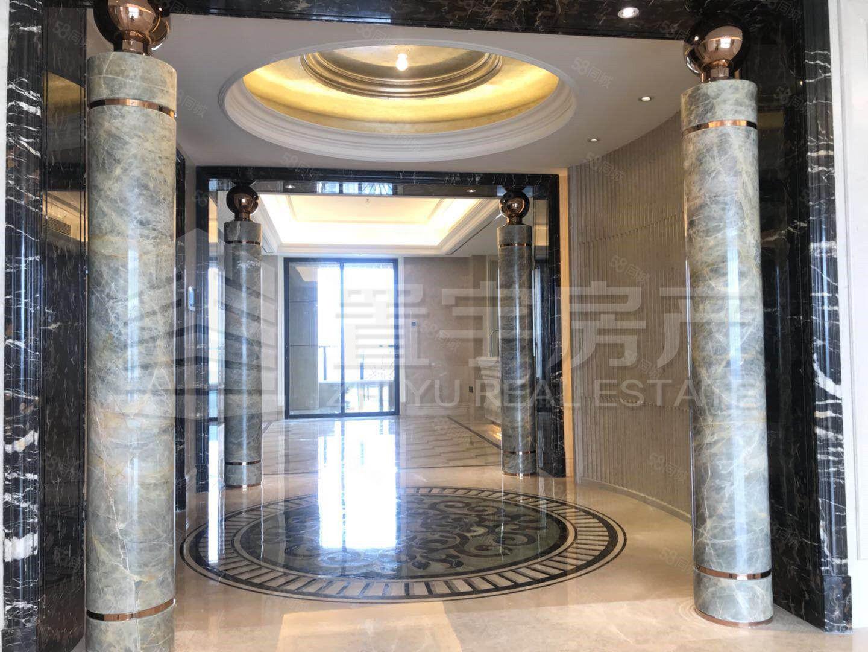 中國十大豪宅建發國賓府電梯中層開發商精裝四房從未入住