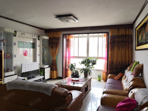 清华苑3室132平米精装家具家电52万