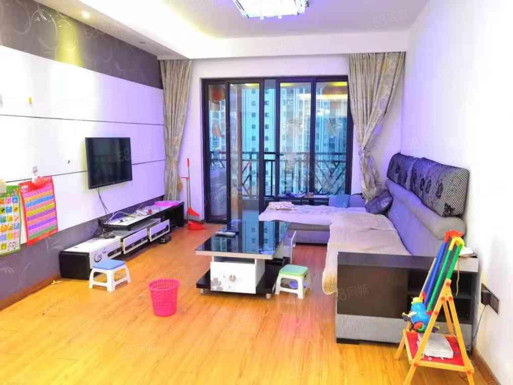 市中心沃尔玛万达旁万达华城三房出租设备齐全拎包入住