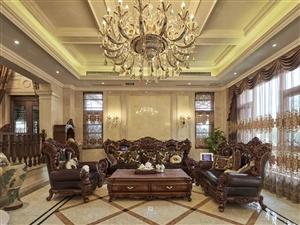 经开区青青美庐一二楼叠加别墅+私家花园+独立车库只要400万