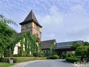 五峰山枫林山居,精装高尔夫山水别墅,您值得拥有