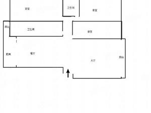 城南高端小区精装大三房家具家电全送拎包入住还有柴间