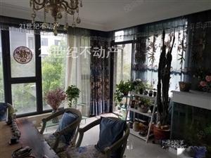 永威东棠通透三居送600平私家花园豪华装修赠送全部家私