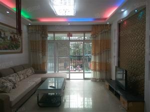 阳光城小区房三室两厅两卫107平米,精装齐全关门卖