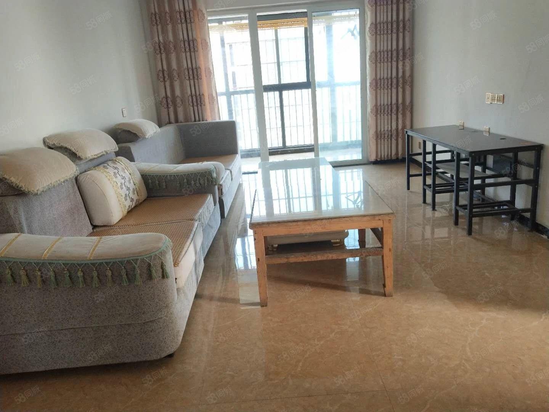 陡沟小区两室两厅精装修大壁柜大沙发干净舒适