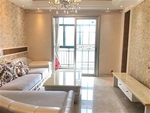 金色港湾中高楼层两室两厅一卫精装修家具全送