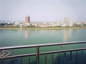 银河湾小区四居室河景复式楼