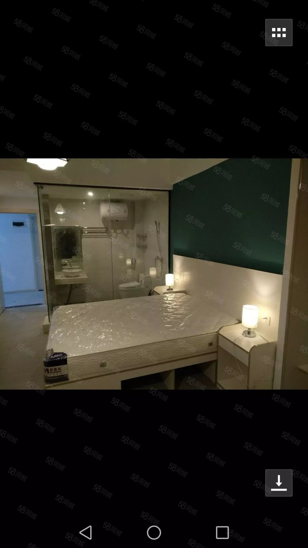 铜仁豪华电梯房新单身公寓,西外环名城世家小区附近一室一厨一卫