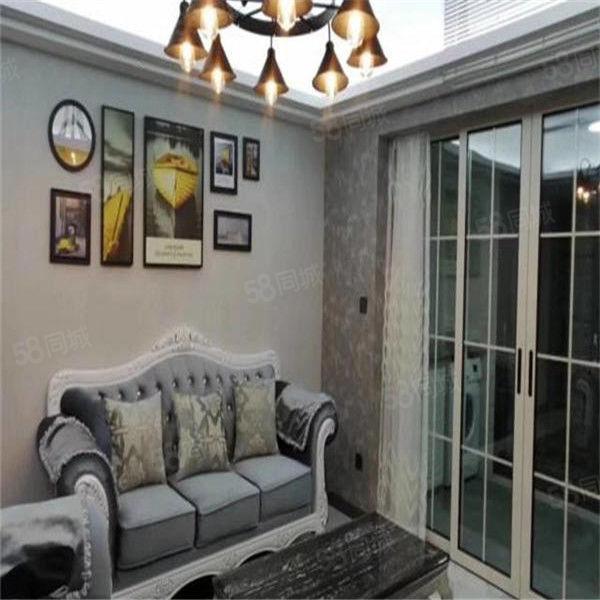 东山《创鸿国际》豪华装修两居室安静舒适配套齐全