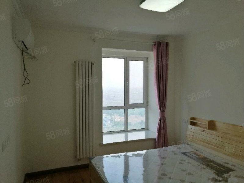 祈福尚都超大面积两室一厅中装房拎包入住