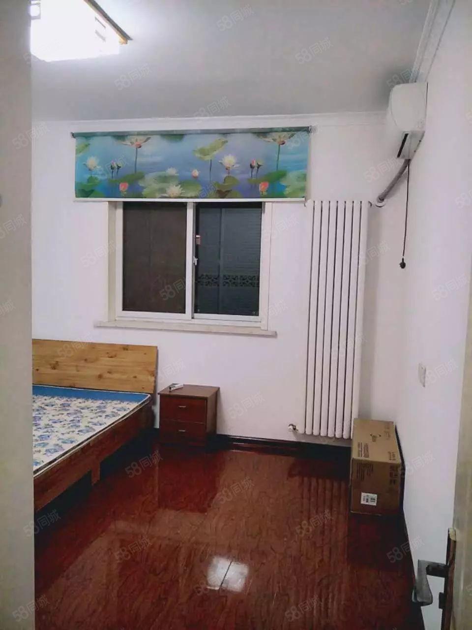 远大理想城,精装两室,设施齐全可做饭,超大房间百闻不如一见